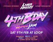 There's A Hyper Jam Launch Party Happening Tonight In Melbourne