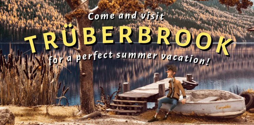 Handmade Sci-Fi Mystery Game Trüberbrook Finally Gets A Release Date