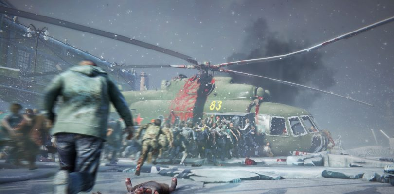Zombie Shooter World War Z Releasing In April