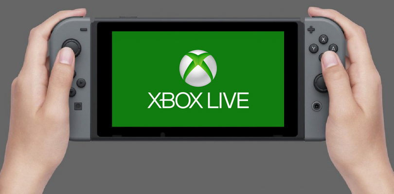 Xbox Live Is About To Hit The Nintendo Switch…No, Really