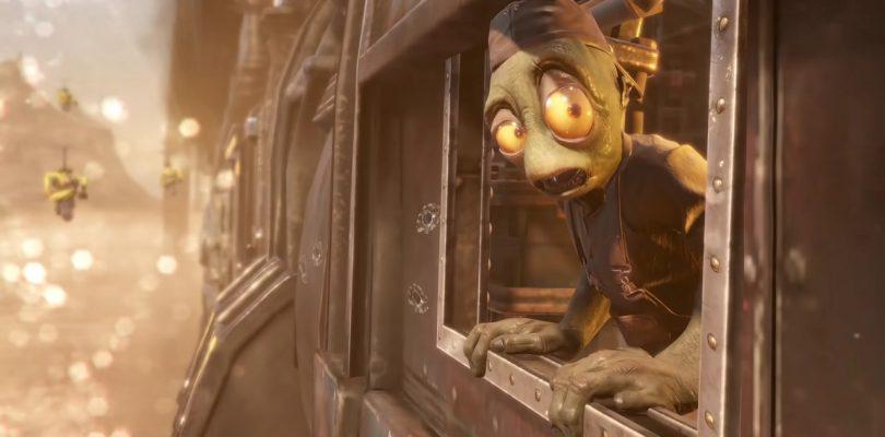 Oddworld: Soulstorm Gets Its Visual Debut At GDC 2019