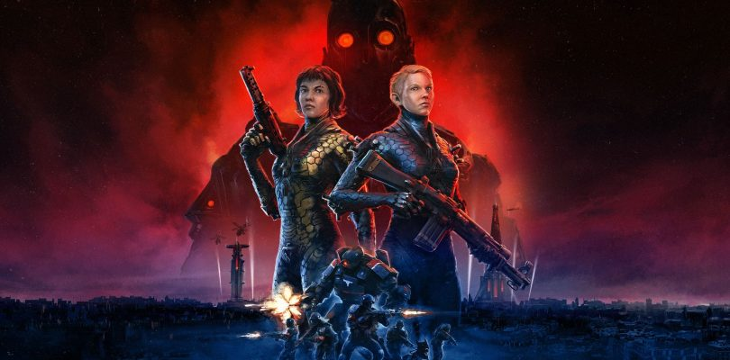 Slaughter Nazis With Your Buddy This July In Wolfenstein: Youngblood