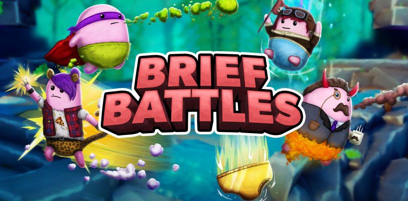 Butt-Bashing Party Brawler Brief Battles To Launch In May