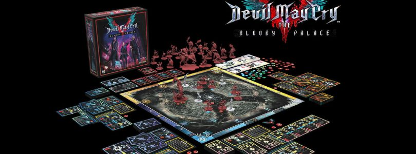 A Devil May Cry Board Game Is Being Made