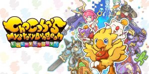 Chocobo's Mystery Dungeon Every Buddy! Review