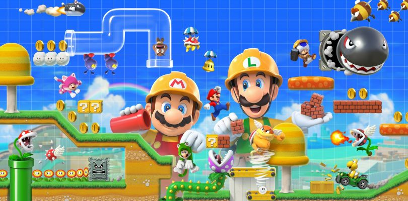 Super Mario Maker 2 Has A Release Date
