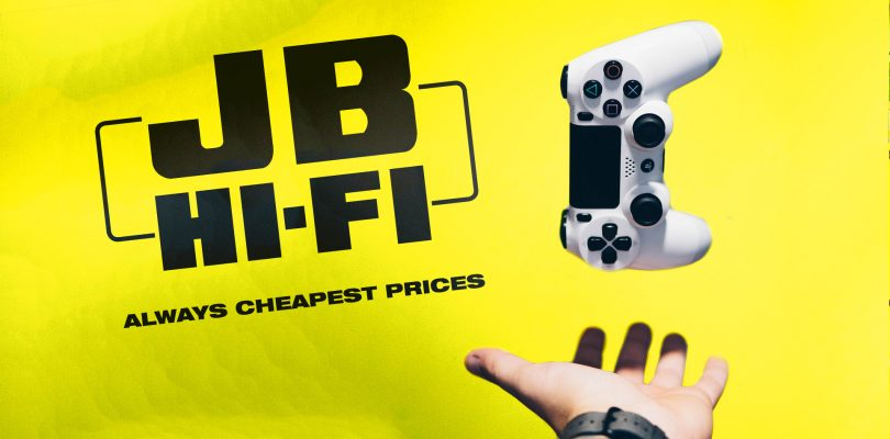 JB Are Doing Cheap DualShock 4s With A Bonus Game