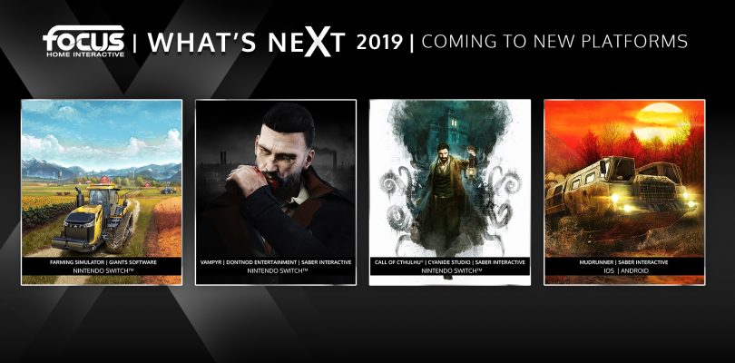 Vampyr, Call of Cthulhu and Farming Simulator Are Coming To The Nintendo Switch This Year