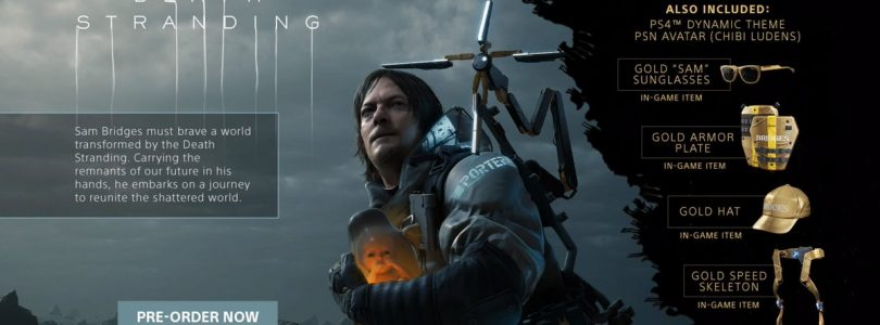 Book Your Seat On The Hype Train Because Death Stranding Preorders Have Gone Live On PSN