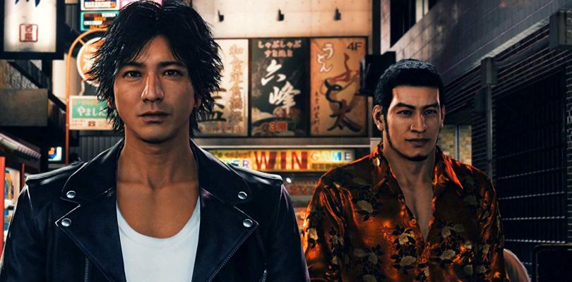 Reminder That Judgment's Early Digital Launch Is In A Week