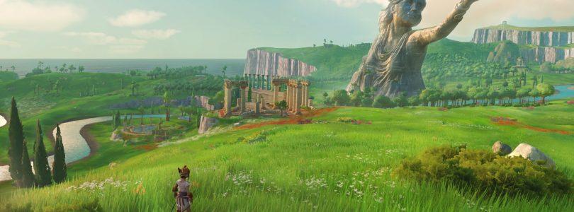 Gods & Monsters Is Zelda Meets Assassin's Creed Odyssey