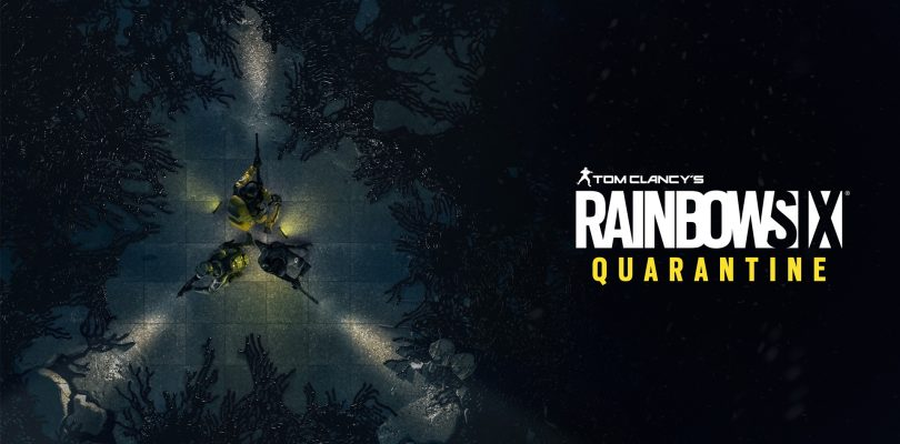 Rainbow Six Quarantine Is A New Three-Player Co-Op Shooter Coming In 2020