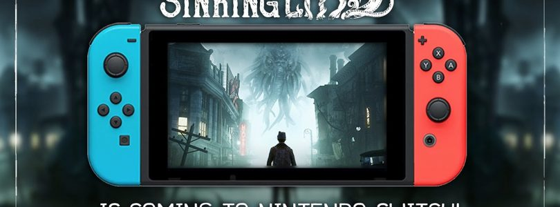 The Sinking City Is Coming To The Nintendo Switch