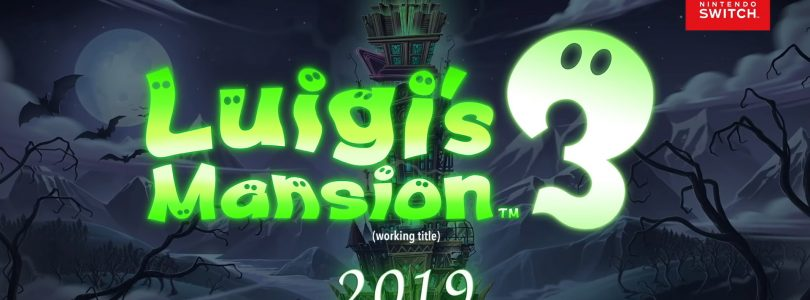 Playable E3 Nintendo Switch Games Confirmed, Including Luigi's Mansion 3