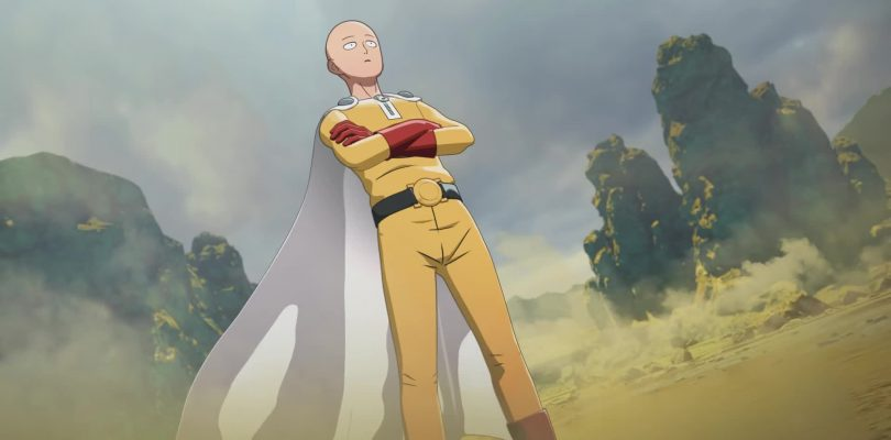 Bandai Namco Announces One Punch Man Game