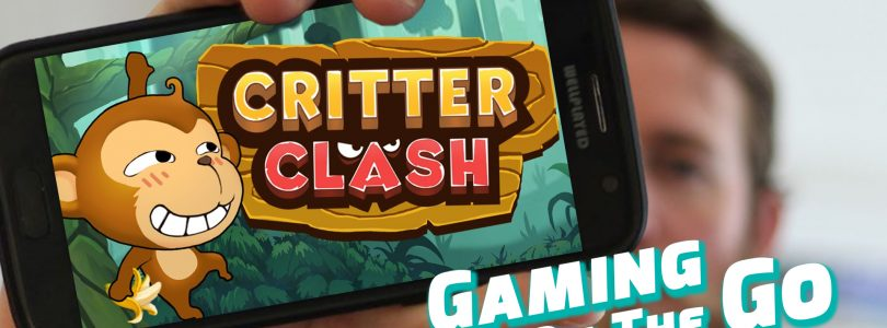 Gaming On The Go: Critter Clash: Slingshot Battle