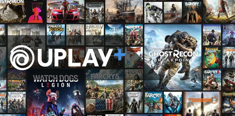 Ubisoft Unveils The Full List Of Games Coming To Uplay+