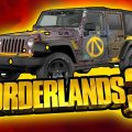 Preorder Borderlands 3 At JB And You Could Win An Actual Bloody Jeep