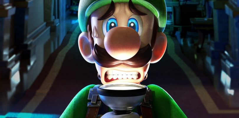 Luigi's Mansion 3 Is Releasing On Halloween