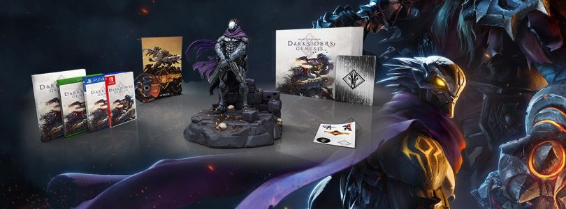 Darksiders Genesis Has A Special Edition That Comes With A Board Game