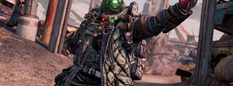 Meet FL4K In This Borderlands 3 Vault Hunter Profile Trailer
