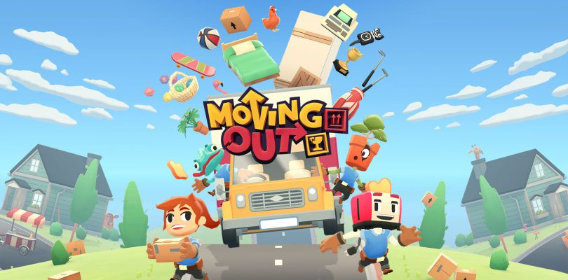 SMG and DevM Games To Partner With Team17 For Their Upcoming Title Moving Out