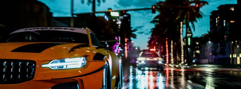 Need For Speed Heat Announced