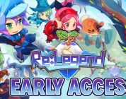 Kickstarter Success Re:Legend Is Out Now In Early Access