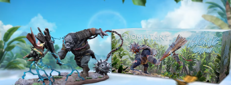Biomutant Gets Two Fancy (And Pricey) Special Editions
