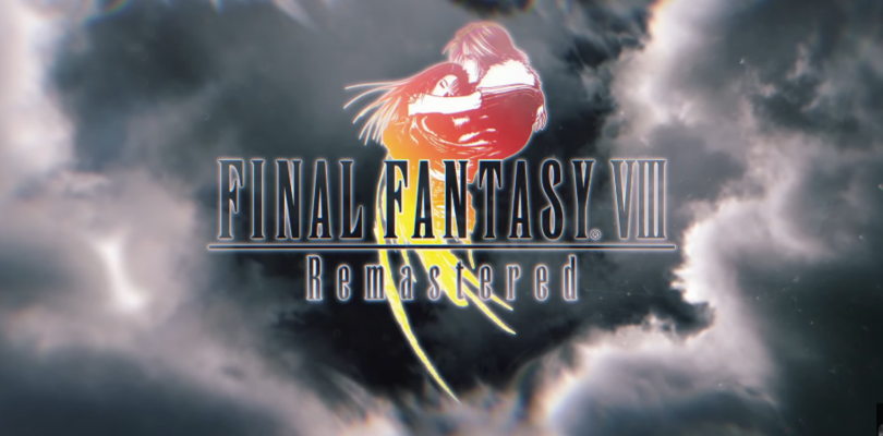 Final Fantasy VIII Remaster Is Coming Out In Just Two Weeks