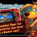 Bringing Back Outback Gaming – Kickstarting TY The Tasmanian Tiger HD Onto The Switch