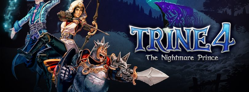 Trine 4: The Nightmare Prince Release Date Revealed