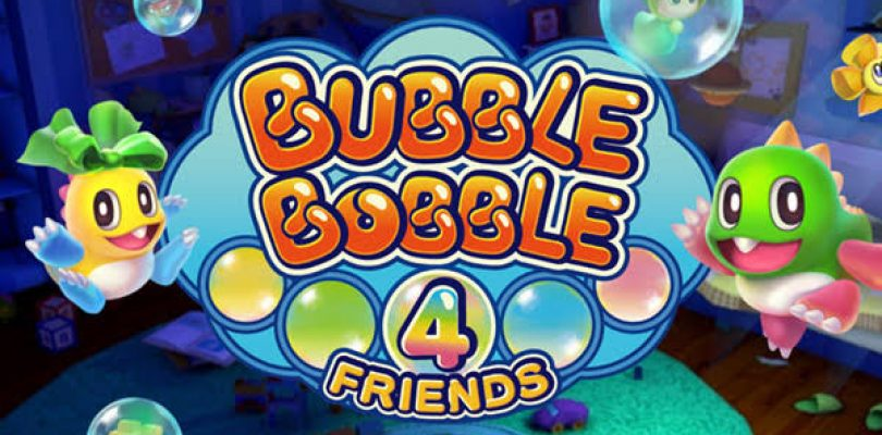 Bubble Bobble Is Back – Exclusively On Switch