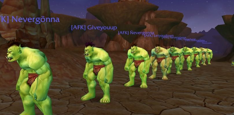 Did You Manage To Reserve Your World of Warcraft Classic Name?