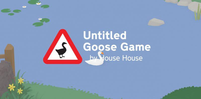 Untitled Goose Game Cracks One Million Sales
