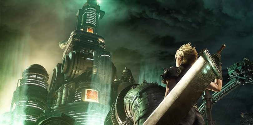 Square Enix Celebrates 22 Years Of Final Fantasy VII By Remaking An Iconic Image