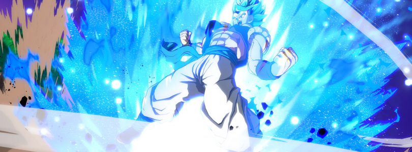 Gogeta Gameplay Shows Off The Amazing Fusion Character For Dragon Ball FighterZ