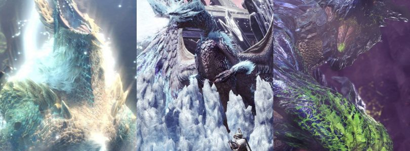 Every Monster In Monster Hunter World: Iceborne