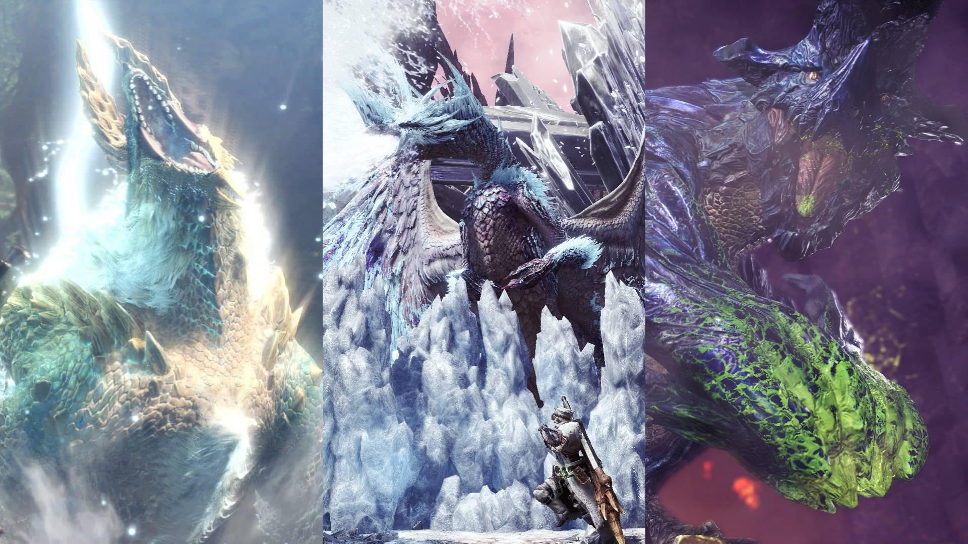 Every Monster In Monster Hunter World Iceborne Very rare shara ishvalda material. every monster in monster hunter world