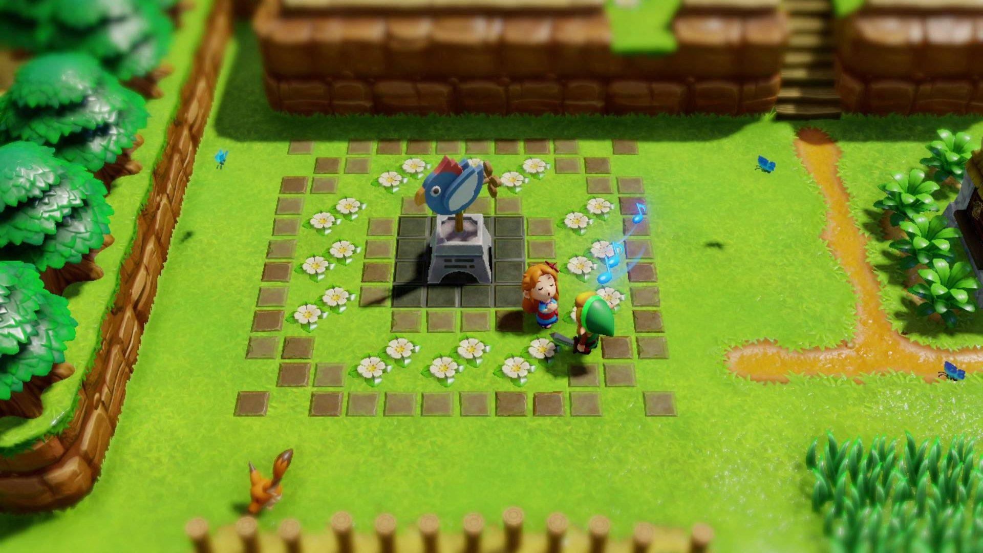 Link's Awakening 1