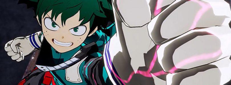 Sequel To My Hero Academia Game Announced