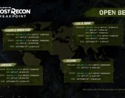 Ghost Recon: Breakpoint Open Beta Dates Announced