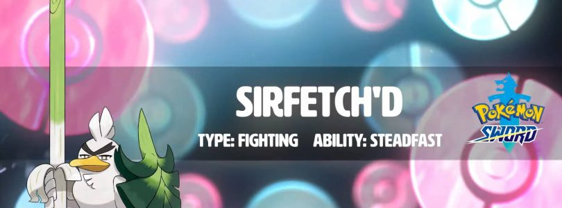 Meet Sirfetch'd, The Snobby Evolved Form Of Farfetch'd Exclusive To Pokémon Sword