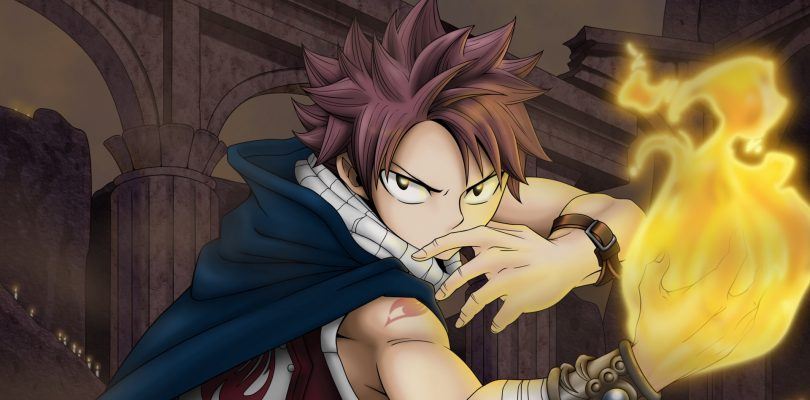 A Fairy Tail Game Is Coming Next Year