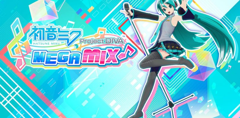 Hatsune Miku: Project DIVA Mega Mix Coming To The West In 2020