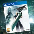 Final Fantasy VII Remake Boxart Revealed