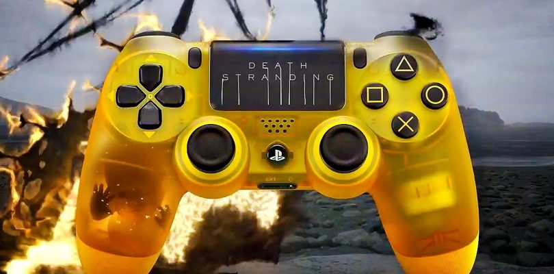 Your Canister Baby In Death Stranding Will Talk To You Via Your PS4 Controller
