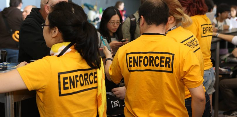PAX AUS To Finally Change Enforcers From Volunteers To Paid Workers