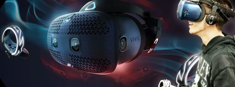 The Vive Cosmos Is The New Premium Level VR Device On The Market