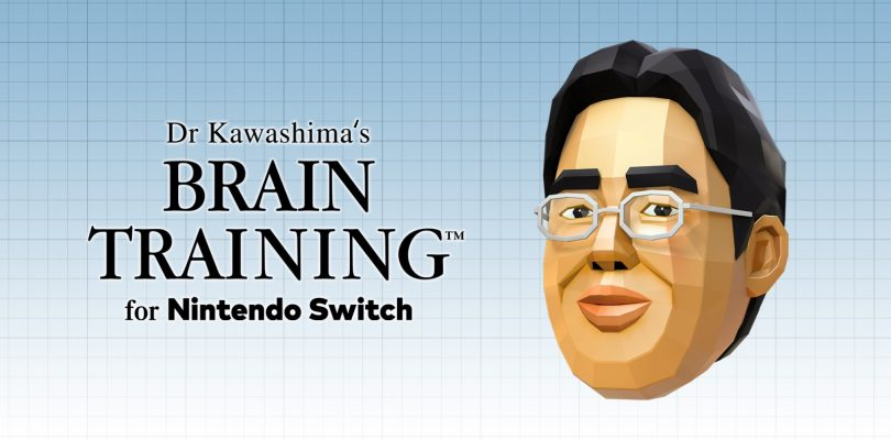 Western Release For Dr Kawashima's Brain Training for Nintendo Switch Confirmed